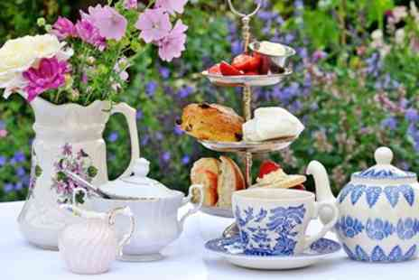 The Mount Somerset Hotel - Champagne afternoon tea for 2 - Save 60%