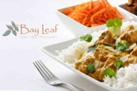 Bay Leaf - Two Course Bangladeshi Meal For Four - Save 65%