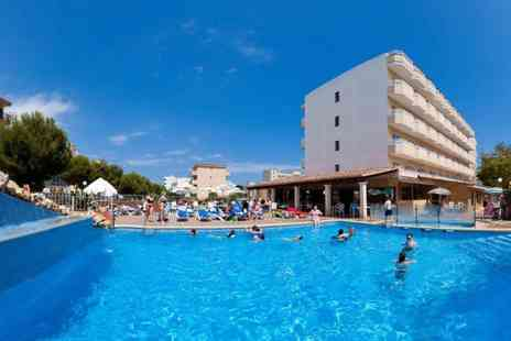 Weekender Breaks - Three or Five night all inclusive Mallorca holiday with return flights - Save 25%