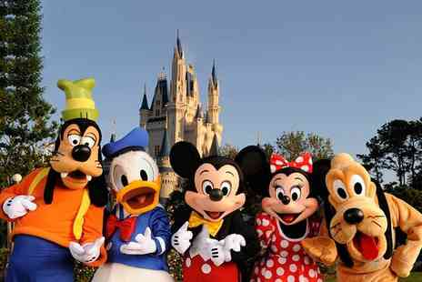 Super Escapes Travel - Two night Disneyland Paris stay with return flights - Save 0%
