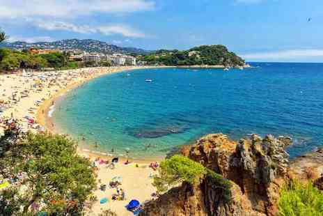 Weekender Breaks - Three or Five night all inclusive Costa Brava beach holiday with return flights - Save 25%