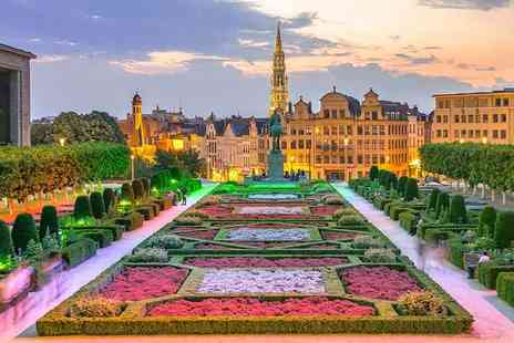 Short Break - One, two or three night 4 Star Brussels break including Eurostar and breakfast - Save 25%