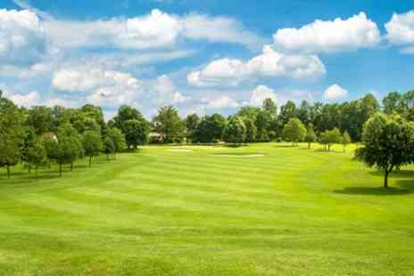 The Paul Page Golf Academy - 18 Holes of Golf for Two or Four - Save 43%