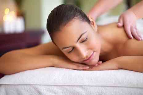 Xi - Choice of One Hour Massage - Save 34%