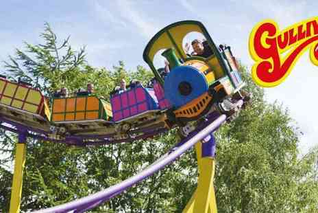 Gullivers Theme Parks - Gullivers Land Overnight Stay Giant Adventures for the Whole Family This Summer - Save 24%
