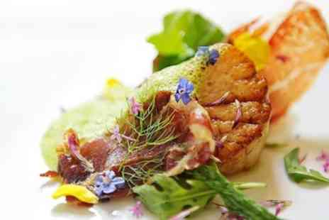James Sommerin Restaurant - Outstanding Michelin starred lunch for 2 - Save 36%