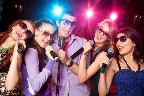 Bankie Beats Studio - Popstar karaoke party - Save 68%