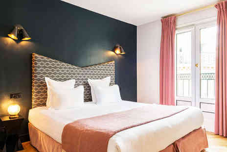 Maison Malesherbes - Four Star Stylish Hotel Stay For Two in Centre of the City - Save 52%