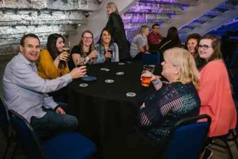 Harbro Events - One or two adult tickets to Craft Beer Discovery Festival on 23 June in Falkirk or 14 July in Glasgow - Save 33%