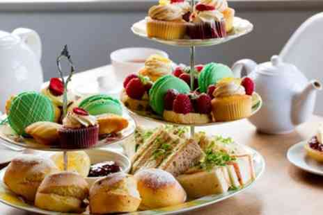 The Village Tearoom - Traditional or Sparkling Afternoon Tea for Two or Four - Save 46%