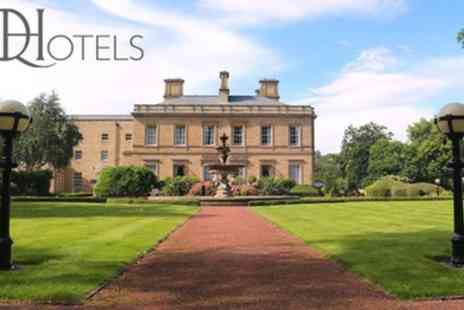 Oulton Hall Hotel - Luxury Spa Day Pass for Two - Save 0%