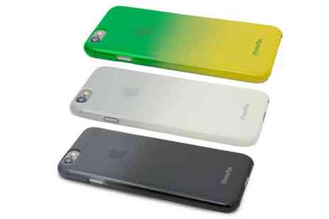 Groupon Goods Global GmbH - Xtreme Mac Microshield Fade Cover for iPhone in Choice of Model and Colour - Save 0%