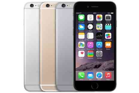 ClickWrap - Refurbished Apple iPhone 6 Choose Good With Free Delivery - Save 0%