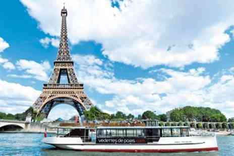 SOC Vedettes - One hour cruise on the Siene - Save 38%