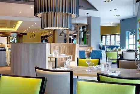 Crowne Plaza Solihull - Cocktail afternoon tea for two people with leisure access - Save 0%