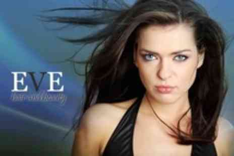 Eve Hair and Beauty - Clipped in Hair Extensions Fitted and Styled - Save 60%