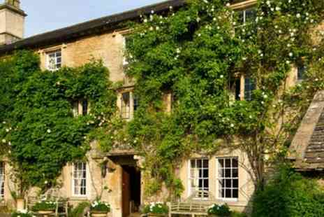 Guyers House Hotel & Restaurant - Two AA Rosette Two Course Lunch, Coffee, Garden Entry for Two or Four - Save 38%