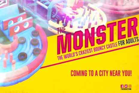 The Monster - One spectator or regular ticket to The Monster on 22 June To 2 September - Save 0%