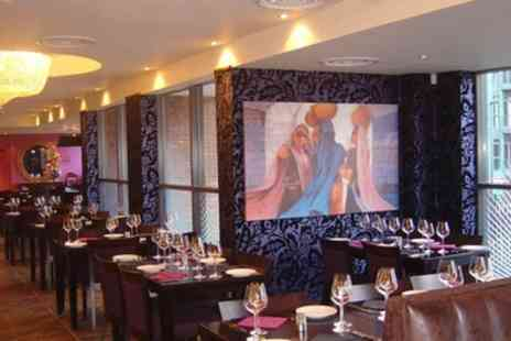 Mayur - Three Course Indian Meal with Rice or Naan for Two or Four - Save 49%