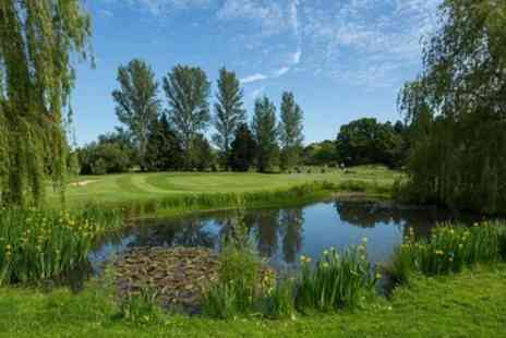 Cheshunt Park Golf Centre - 18 Holes of Golf and Cup of Coffee Each for Two - Save 45%