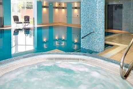 The Cheltenham Chase Hotel - Half Day Spa Access with Towel Hire, Danish Pastry and Drink for Two - Save 56%
