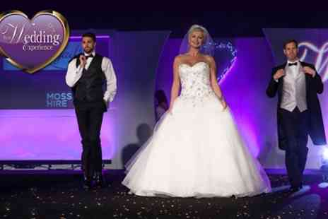 The Wedding Experience - One or two VIP tickets to The Wedding Experience on 21 October - Save 50%