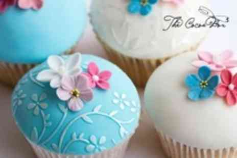 The Cocoa Box - Two Hour Cupcake Decorating Class - Save 57%