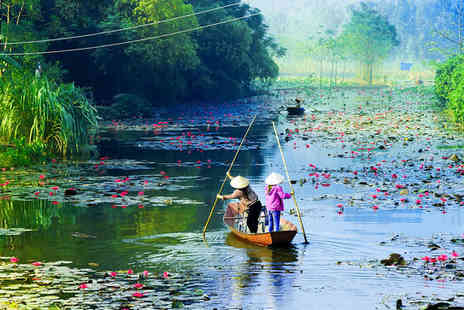 Romantic Private Vietnam Tour & Cambodia Extension - Cultural Adventures in Southeast Asia - Save 0%