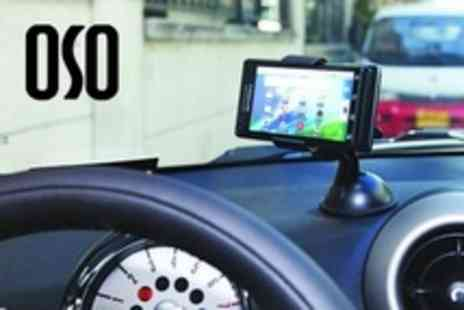 Osomount - One Universal GPS and Phone Holder - Save 50%