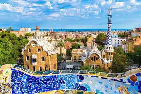 Via Holiday - Two night 4 Star Barcelona break with breakfast and return flights - Save 34%