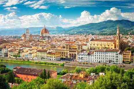 Weekender Breaks - Four night Stay Venice and Florence holiday with train transfer and return flights - Save 41%