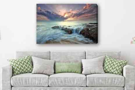 Groupon Goods Global GmbH - Natural Scenes Printed Canvas - Save 68%