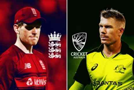 Warwickshire Cricket Club - One junior or adult ticket to England v Australia T20 match on 27 June - Save 16%