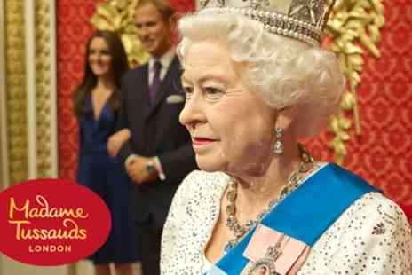 Madame Tussauds - VIP Entry to Madame Tussauds with Drink and Theatrical Ticket for Up to Four - Save 0%