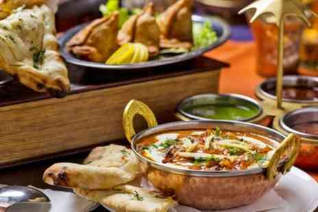 Singhs Restaurant - Three Course Indian Meal for Two or Four - Save 45%