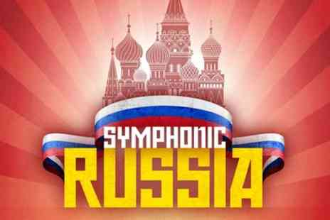 Royal Philharmonic Orchestra - One ticket to Symphonic Russia on 7 July - Save 50%