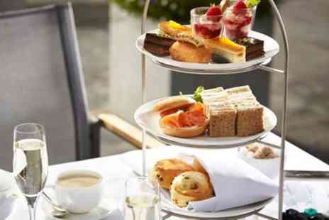 The Lindum Hotel - Afternoon Tea with Optional Prosecco or Gin and Tonic - Save 37%
