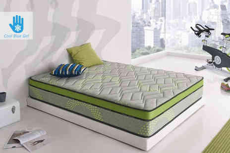Eccox - Single, double or king size mattress - Save 88%