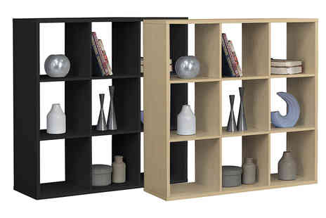 Right Deals - Cube shelving unit choose from four sizes - Save 56%