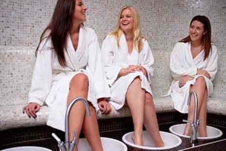 The Belfry - Spa Day with Two 25 Minute Treatments and Afternoon Tea for One or Two - Save 37%