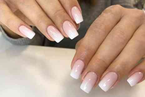 IBeauty And Eyelashes - Shellac Manicure or Pedicure or Both - Save 40%