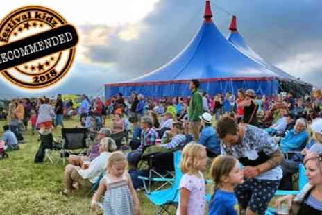 Chagstock Festival 2018 - Ticket to Chagstock Music Festival on 20 or 21 July - Save 20%