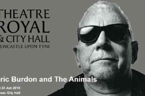 Coco Leisure - Eric Burdon and The Animals on 23 June - Save 48%
