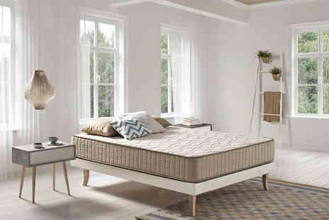 Eccox - Single, double or king size mattress - Save 89%
