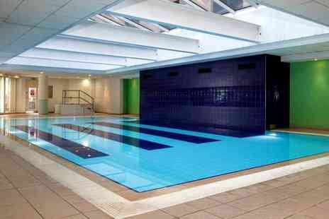 Club Vitae at Clayton Hotel - Five gym, leisure, and fitness class passes - Save 70%