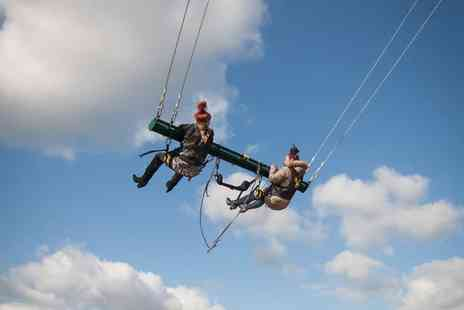 The National Diving & Activity Centre - One or two ride on the Giant Swing - Save 50%