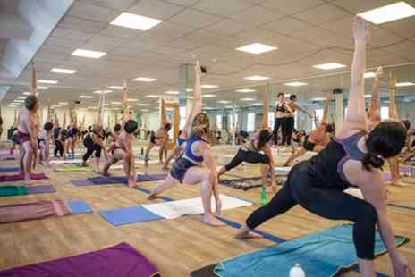Yoga in the Lanes - Five Classes of Vinyasa, Ashtanga or Yin Yoga or Hot HIIT Pilates - Save 71%