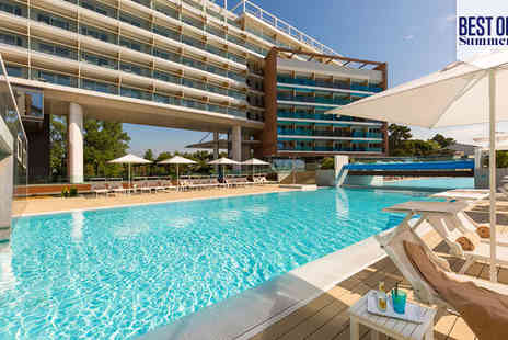 Almar Jesolo Resort & Spa - Five Star Striking Views Over Adriatic Sea For Two - Save 80%
