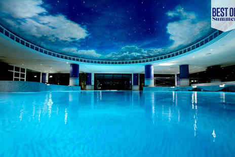 Celtic Manor Resort - Five Star Award Winning Spa with 3 Course Fine Dining For Two - Save 44%