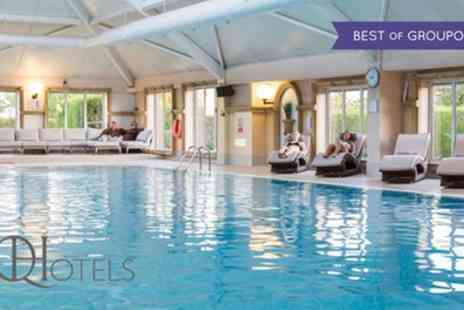 The Park Royal - Spa Experience with Drink, Pastry and Towel Hire for Two - Save 56%